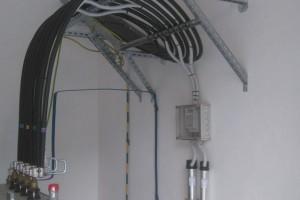 Prace budowlane i elektryczne 35
