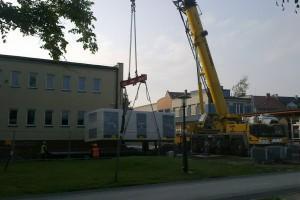 Prace budowlane i elektryczne 85